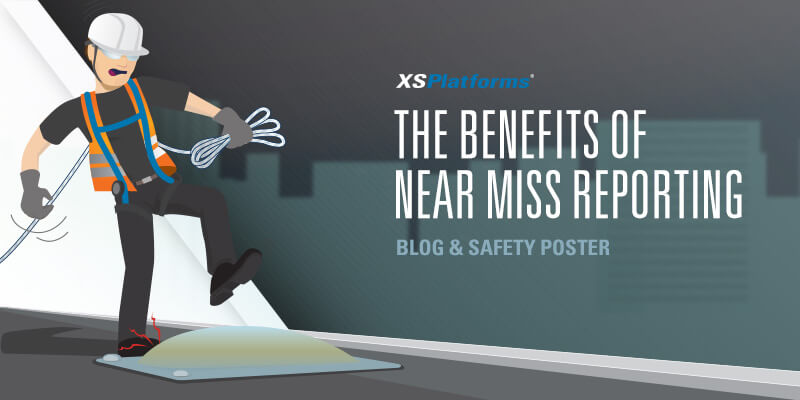 Near miss reporting helps prevent accidents