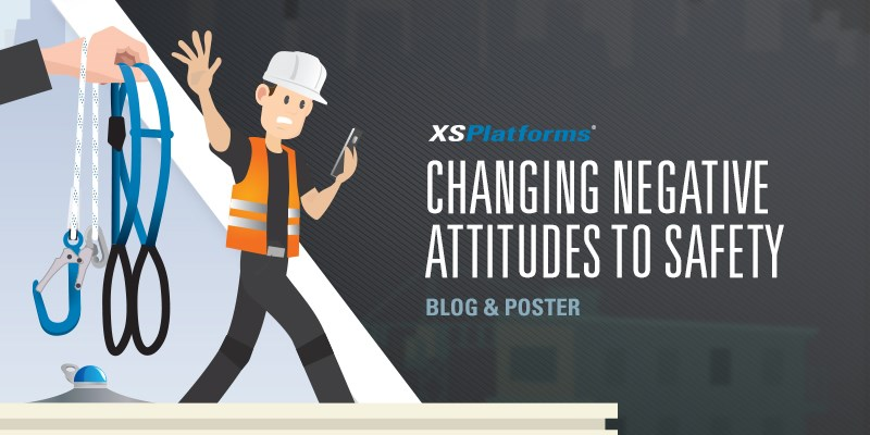 Tips for changing negative attitudes to safety